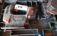 1 Akku-Stichsäge Bosch PST