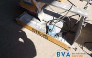 1 elektrischer Fliesenschneider Cedima CTS 25