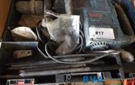 1 Elektro-Stemmhammer Bosch GSH 11E