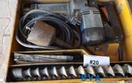 1 Elektro-Bohr-Stemm-Hammer Wacker EHB 10-220