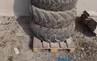 4 Radladerreifen Dunlop E91