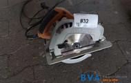 1 Elektro-Handkreissäge Worx WX445