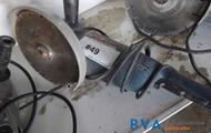 1 Elektro-Winkelschleifer Bosch GWS22/230 JH