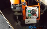 1 Elektro-Magnetbohrmaschine Alfra Piccolo 30/1