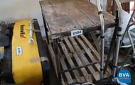 Holz/Metall-Werkbank