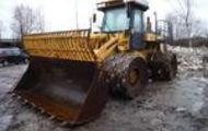 1996 Hanomag CL240 Landfill Compactor