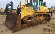 2011 Komatsu D65EX-16 Crawler Tractor