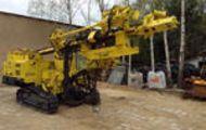 2012 Soosan SD-1000E Drilling Rig