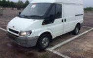 2005 Ford Transit 85T260 Cargo Van