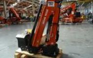 2013 Atlas TC13C-SF1 Truck Mounted Boom - Unused