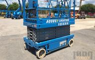 2000 Genie GS-3246 Electric Scissor Lift