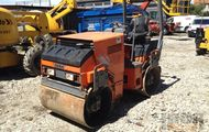 2007 Hamm HD10 Vibratory Double Drum Compactor