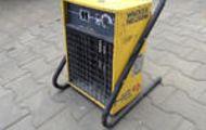 2009 Wacker HE9 Space Heater
