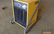 2010 Wacker HE15 Space Heater