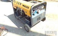 2009 Wacker GS 12AI Generator