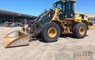 2007 Cat IT38G Integrated Tool Carrier