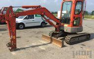 2006 Komatsu PC35MR-2 Mini Excavator