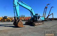 2006 Kobelco SK480 LC-6 Track Excavator