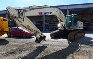 2006 Terex TC225LC Track Excavator