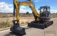 2011 Wacker Neuson 75 Z3 Track Excavator