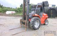 2002 Manitou M26-2 Rough Terrain Forklift