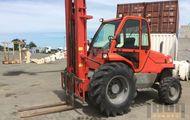 2008 Manitou M26-4 Rough Terrain Forklift