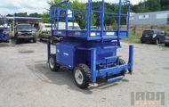 2012 (unverified) UpRight X27RT Diesel Scissor Lift