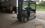 1998 Still R60 -35 Cushion Tire Forklift