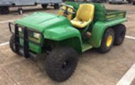 1998 John Deere Gator 6X4DL Utility Vehicle