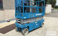 2005 Genie GS-2032 Electric Scissor Lift
