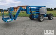 2004 Genie Z-45/25 4WD Diesel Articulating Boom Lift