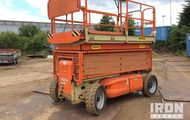 2004 JLG 4069LE Electric Scissor Lift
