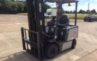 2006 TCM FB25-7 Electric Forklift
