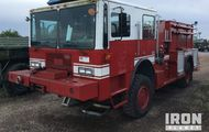 1991 Kovatch Corp KFT-12 Fire Truck