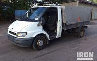 2006 Ford Transit 350M Cargo Van