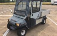 Club Car Carryall II Plus Utility Vehicle