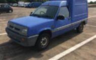 1996 Renault Extra Cargo Van