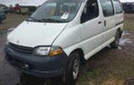 Toyota Hiace Mini Bus