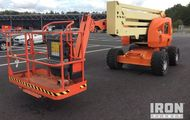 2006 (unverified) JLG 450 AJ 4WD Diesel Articulating Boom Lift