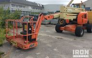 2007 (unverified) JLG 510 AJ 4WD Diesel Articulating Boom Lift