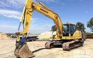 2004 Komatsu PC210LC-7K Track Excavator