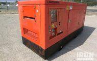 2007 Himoinsa HFW-100 Generator