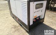 2006 Atlas Copco QAS20 Generator