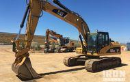 2007 Cat 323DL Track Excavator