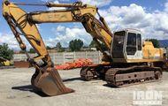 1990 Fiat-Hitachi FH220 Track Excavator