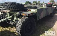 DRS Sustainment Systems M989A1 Ammunition Trailer