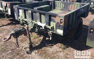 1997 Silver Eagle M1102 Cargo Trailer