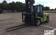 Clark DPH70PK Pneumatic Tire Forklift