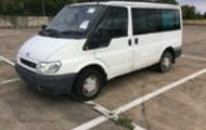 2005 Ford Transit Tourneo Cargo Van