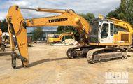 2007 Liebherr R944C HDS Track Excavator